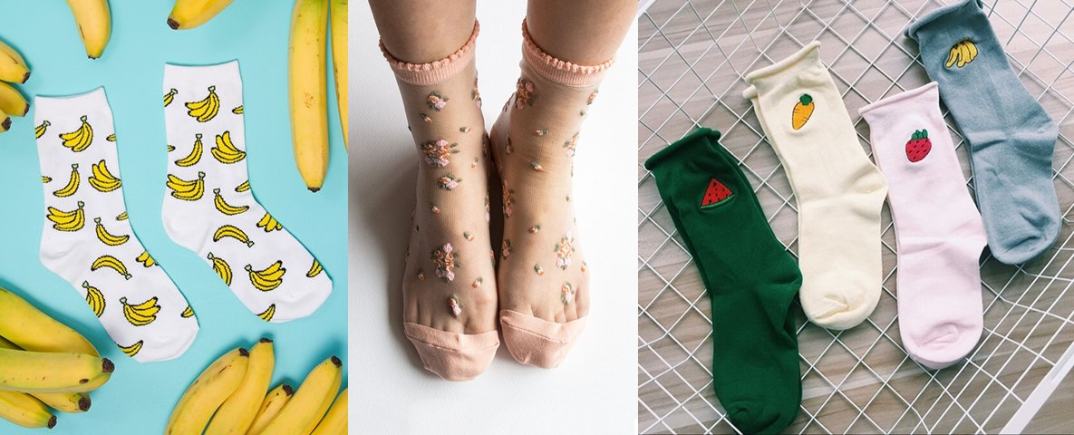 Paksi Éva stylist zoknitrend